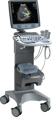 z.one <i>ultra sp</i> &nbsp; Ultrasound System